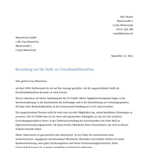 Anschreiben Adrebe Firma Muster Bewerbungsschreiben Bewerbungsanschreiben 2017