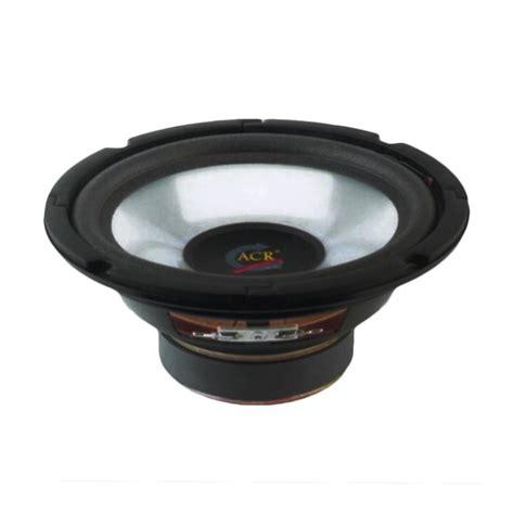Speaker Acr 12 Inchi jual acr c630wh speaker 6 inch harga kualitas terjamin blibli