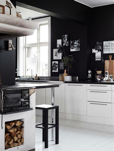 wall color black examples successful interior design fresh design pedia