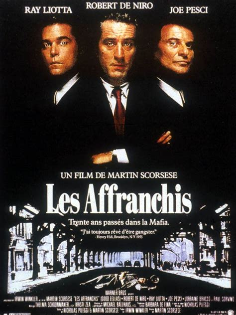 film gangster culte les affranchis film 1990 allocin 233