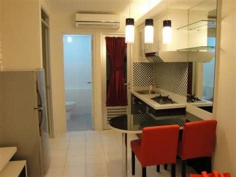 harga design interior apartemen studio for sale or rent gading nias residence apartment cheap