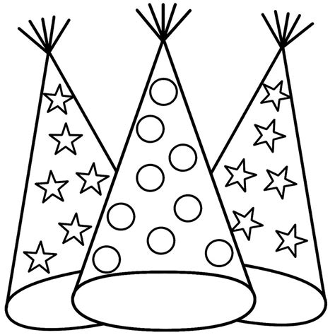 pictures for coloring hat coloring pages best coloring pages for