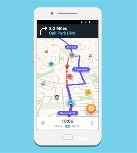 waze app android waze app now finds you the best parking spot shibani on tech
