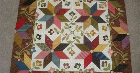 Because I Say Sew Easy Grid Quilting because i say sew the quilt