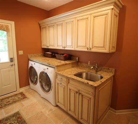 houzz laundry room clean and traditional laundry room cleveland by architectural justice