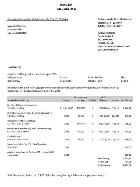 Muster Rechnung Honorar Rechnungsvorlage Zahlungserinnerungsmuster Die Zahnarztrechnung Muster Netto Honorar Fr