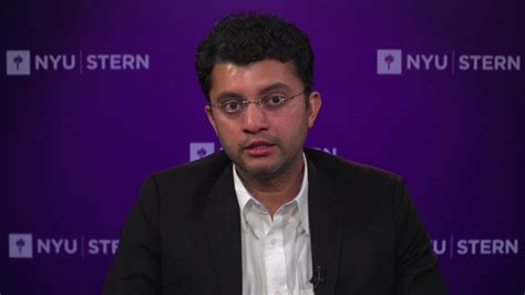 Nyu Mba Official Transcripts by Professor Anindya Ghose On The Future Of Smartphones