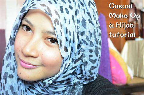 tutorial makeup wardah hijab tutorial makeup hijab wardah saubhaya makeup