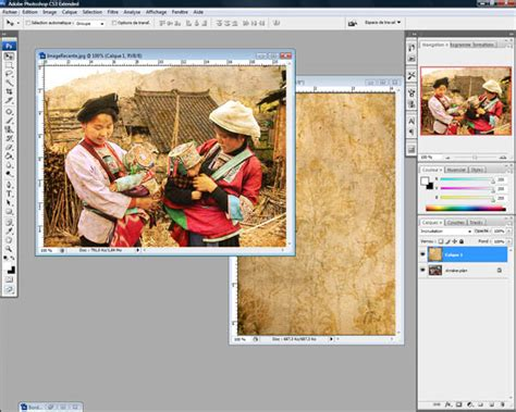 Digital Scrapbooking Wiki Launches The Mad Cropper 10 by Scrapbook Age A Picture How To Age A Photo For Heritage