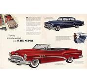 Car Brochures  1953 Buick Brochure / Page 09 10JPG