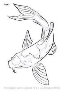 25 trending koi fish drawing ideas on pinterest koi