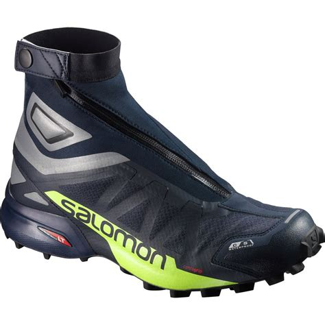 snow sneakers mens salomon snowcross 2 cswp trail running shoe s