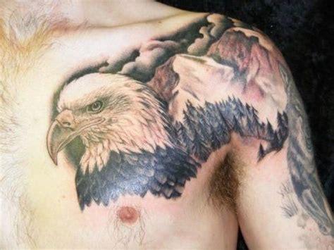 eagle tattoo on shoulder blade eagle tattoo on shoulder blade