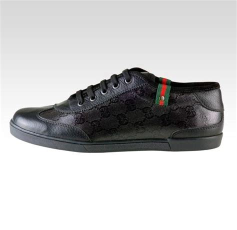 Gucci Import Shoes 2 extream fashion black gucci shoes
