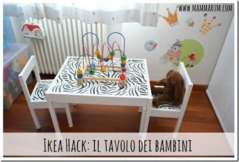 tavolo bimbi ikea mammarum tavolo per bambini ikea il restyling