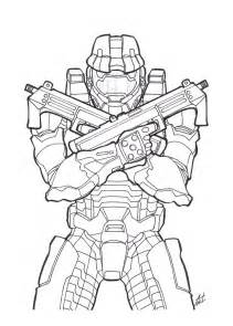halo 3 coloring pages master chief coloring pages az coloring pages