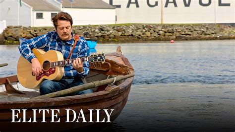 nick offerman youtube whiskey nick offerman s my tales of whisky music video youtube
