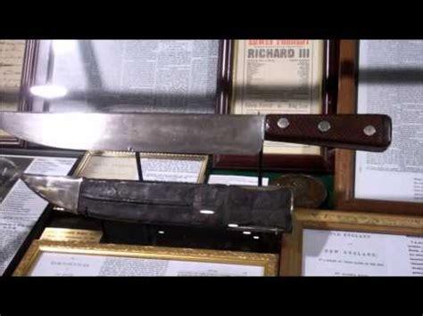 bowie knife origin the origin of the bowie knife doovi
