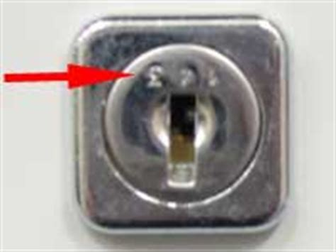 Replacement keys for Australian office filing cabinets