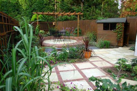 Landscaping Ideas For Small Gardens Italian Garden Design