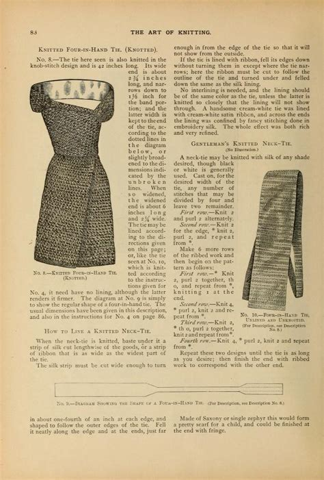 antique pattern library knitting highlights from the cultural heritage library vintage