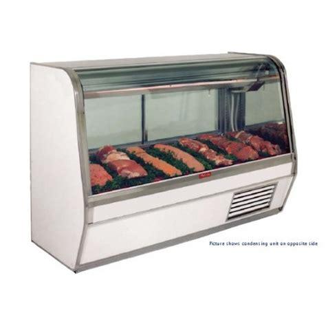 imagenes de neveras rojas nevera vitrina cristal curvo para exhibir carnes rojas