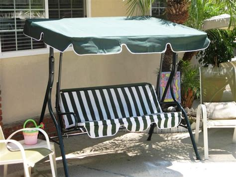 replacement canopy for swing chair patio swing chair canopy replacement crunchymustard