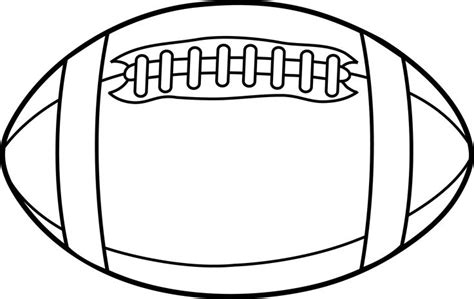 football templates free printable football template fitfloptw info