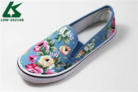 slip on flower canvas shoes buy slip on canvas