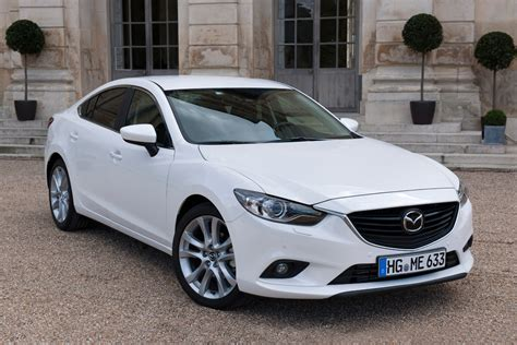 mazda car company new mazda 6 saloon review auto express