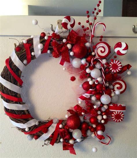 imagenes navideñas rusticas ideas decorar puerta navidad diy 39 decoracion de