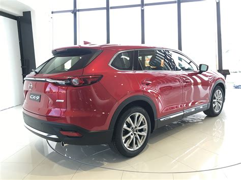 2017 Mazda Cx9 by Mazda Cx 9 Review 2017 Mazda Cx 9 Look