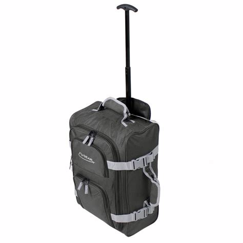ryanair bagaglio cabina ryanair cabin wheeled travel luggage trolley holdall