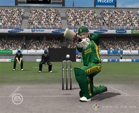play cricket cricket 07 free of