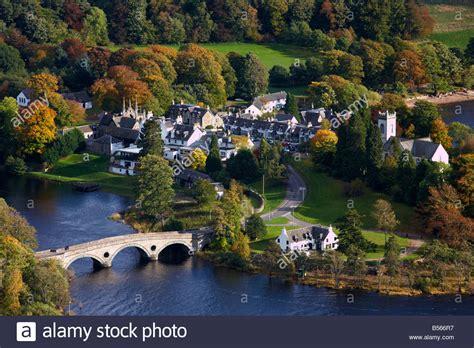 stock photos stock images alamy kenmore scotland stock photo royalty free image