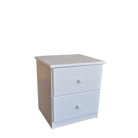 white nightstand with wood drawers solid wood 2 drawer nightstand white bedroom furniture white