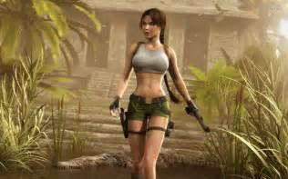 Lara croft tomb raider wallpaper game wallpapers 14409