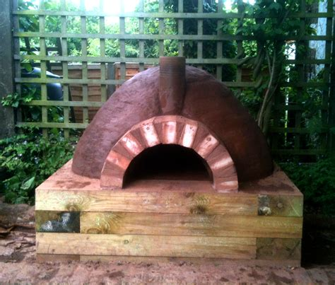 How To Build Outdoor Fireplace With Pizza Oven - dave oven