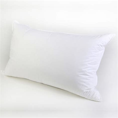 Sleep To Live Pillow by The Soft Bedding Company White Goose Feather Pillow
