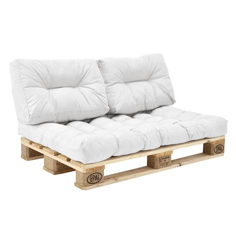 couch padding en casa pallet cushions in outdoor pallets cushion sofa