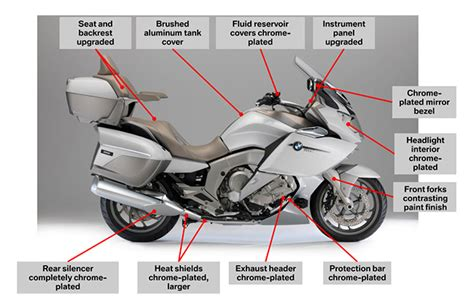 2014 BMW K1600GTL Exclusive Review ? First Ride