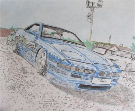 8 Series Sketches by Bagged Bmw 8 Series E31 By Jordandymock On Deviantart