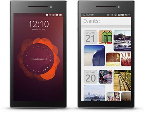 linux on android smartphone ubuntu edge smartphone and pc all in one