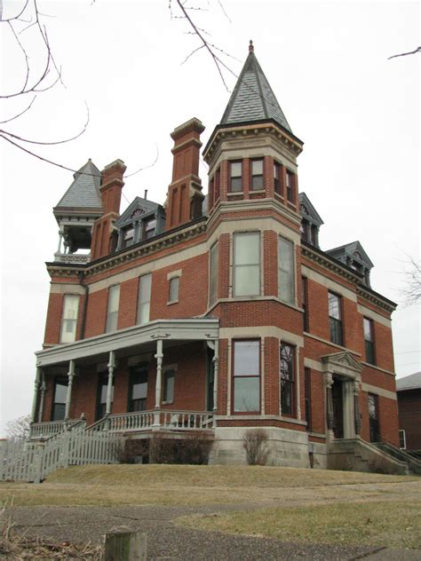 Carson Mansion Floor Plan buildings and structures in muscatine county iowa
