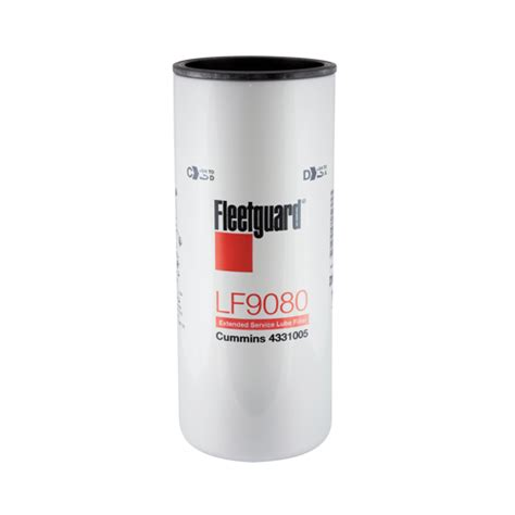 fleetguard lf9080 lube filter seaboard marine