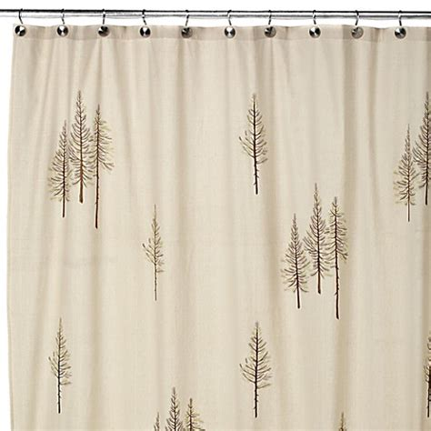 winter shower curtain winter 70 x 72 white fabric shower curtain bed bath