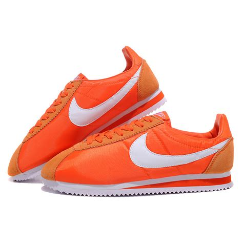 orange shoes for nike cortez orange shoes