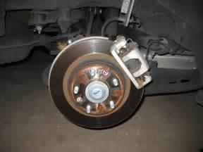 2006 ford fusion rotors