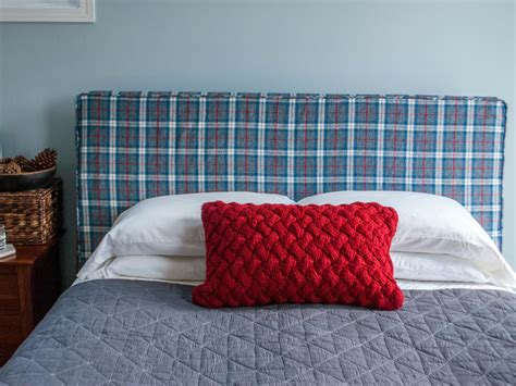 Diy Headboard Slipcover by How To Sew A Slipcover For A Headboard How Tos Diy