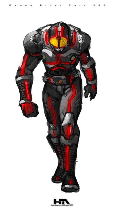 Sic Kamen Rider Faiz Mib kamen rider 555 faiz by numioh on deviantart